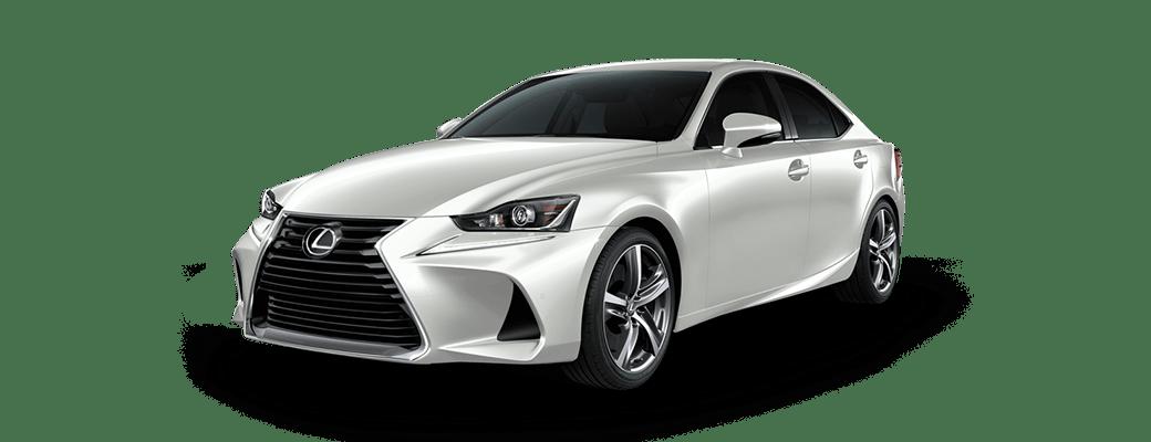 Lexus IS 350 2021