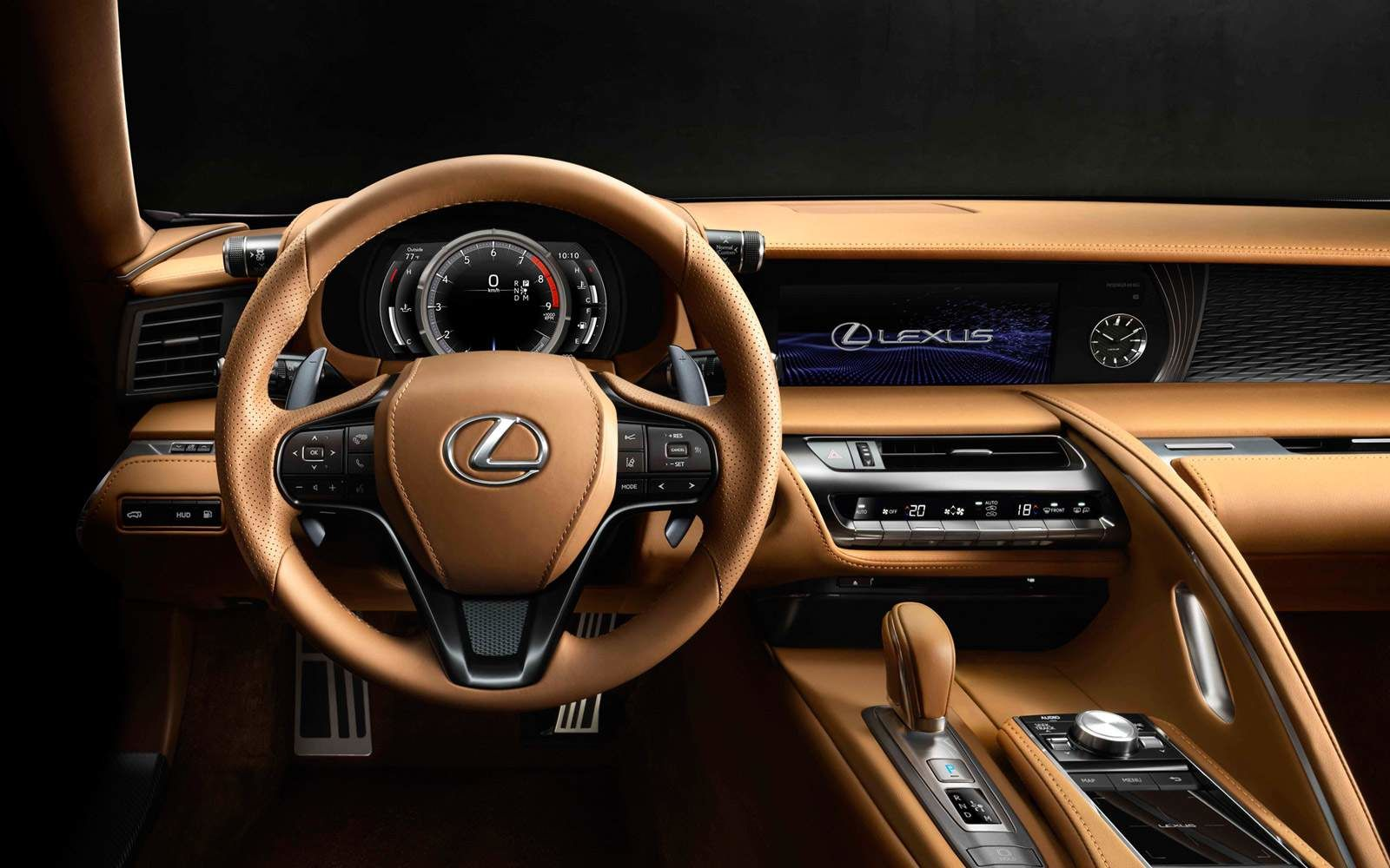 Lc 500 With Performance Package With Toasted Caramel Alcantara And Leather 3 L