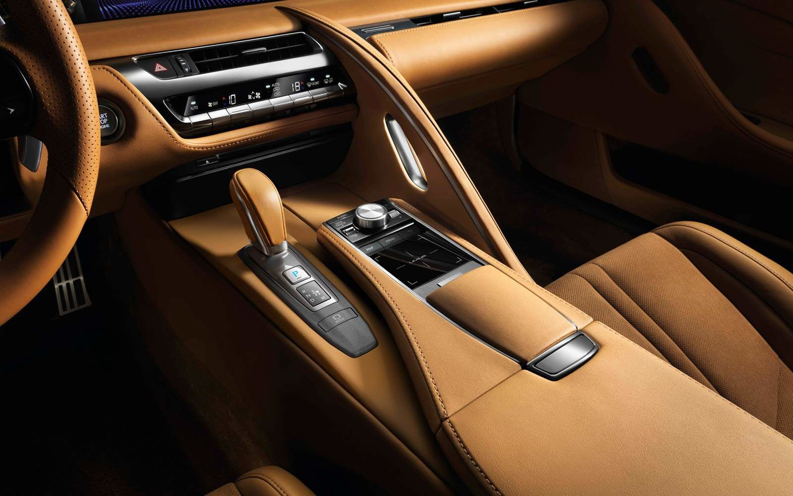 Lc 500 With Performance Package With Toasted Caramel Alcantara And Leather 4 L