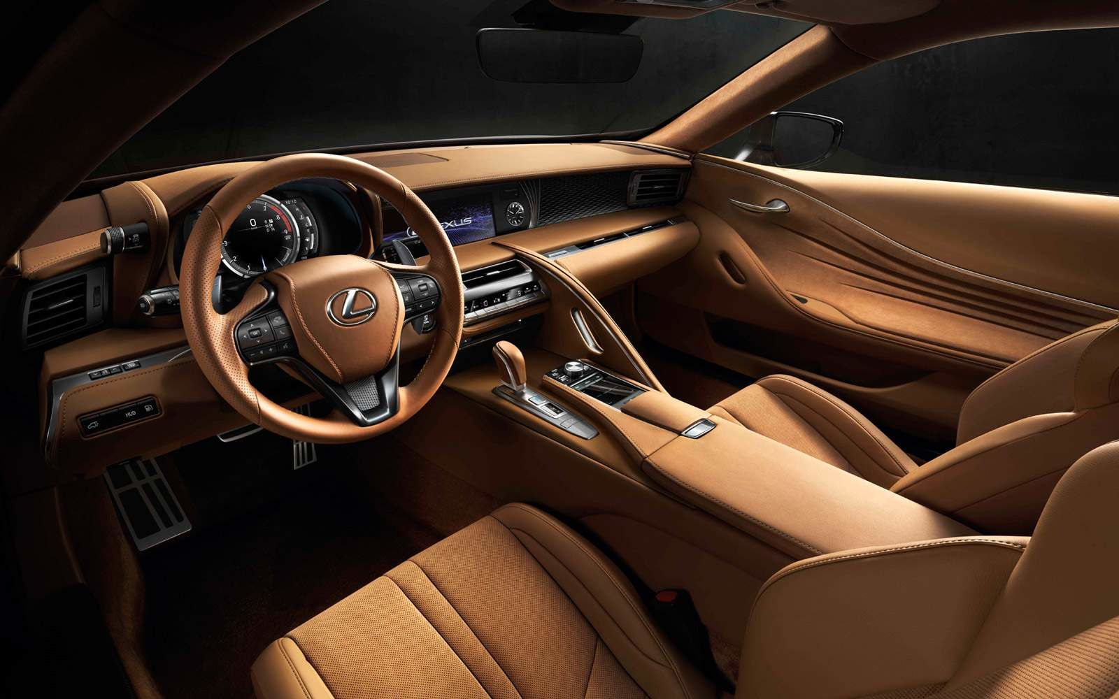 Lc 500 With Performance Package With Toasted Caramel Semi Aniline Leather L