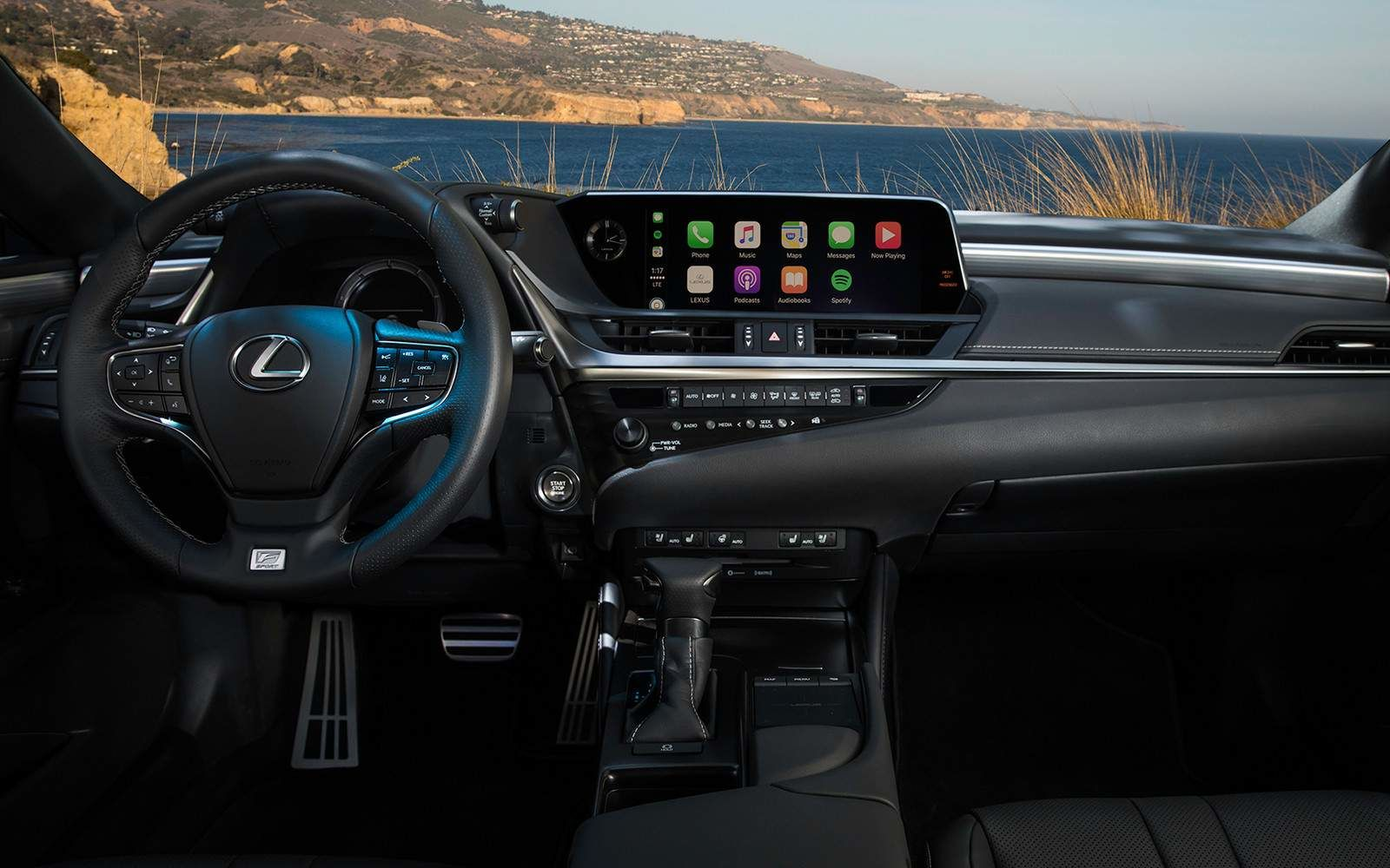 Lexus 2020 Es 350 Fsport Black Interior L