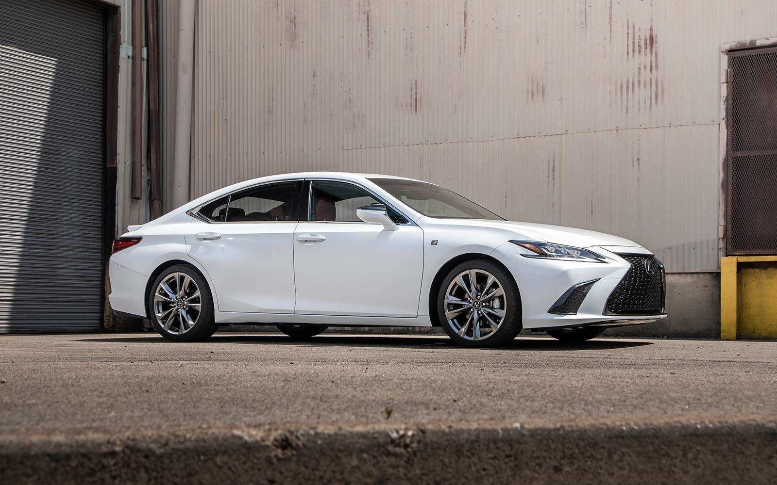 Lexus 2020 Es 350 Fsport Ultra White L