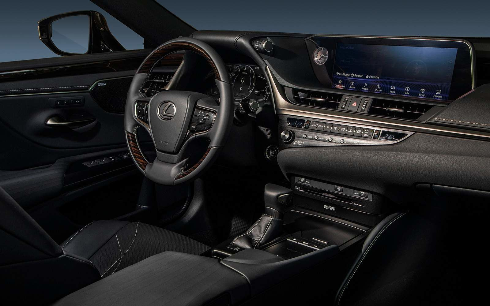 Lexus 2020 Es 350 Ultra Luxury Interior L