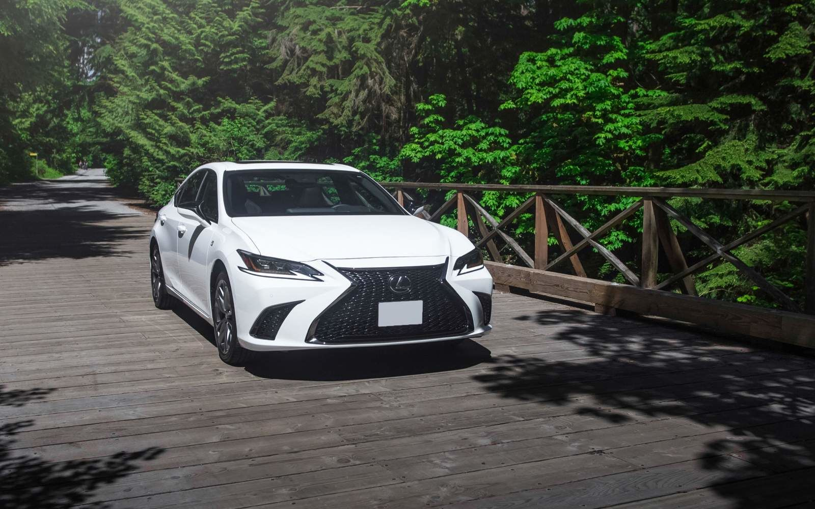 Lexus 2020 Es350 Fsport Ultra White L