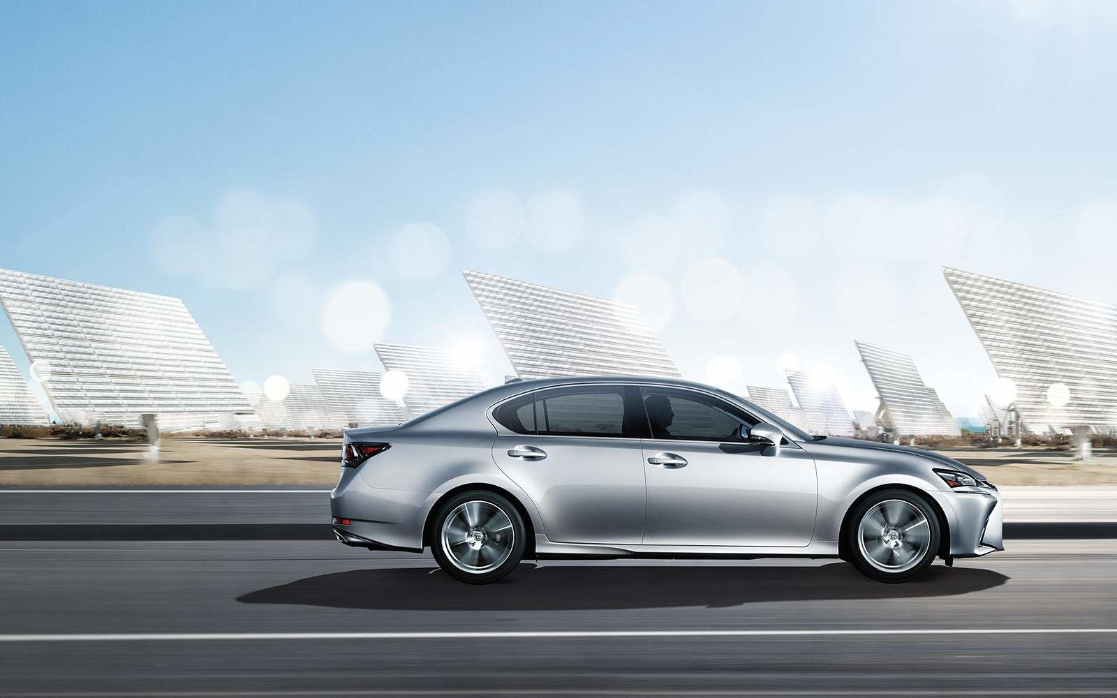 Lexus 2020 Gs 350 Awd Atomic Silver Profile L