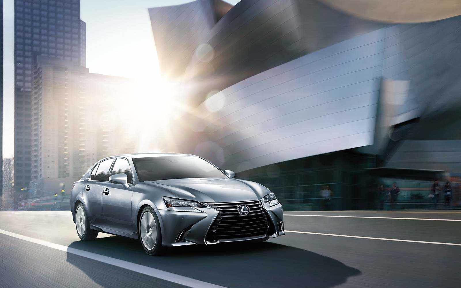 Lexus 2020 Gs 350 Awd Atomic Silver Right 34 L