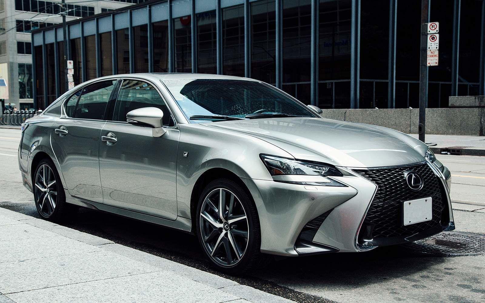 Lexus 2020 Gs 350 Awd F Sport Atomic Silver L