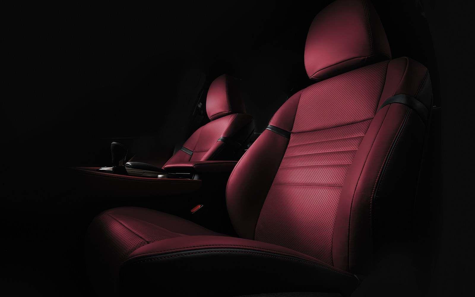 Lexus 2020 Gs 350 Awd F Sport Interior Front Seats L