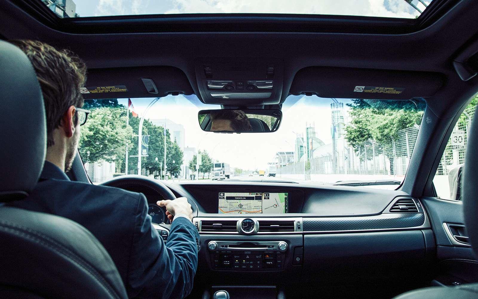 Lexus 2020 Gs 350 Awd F Sport Interior L