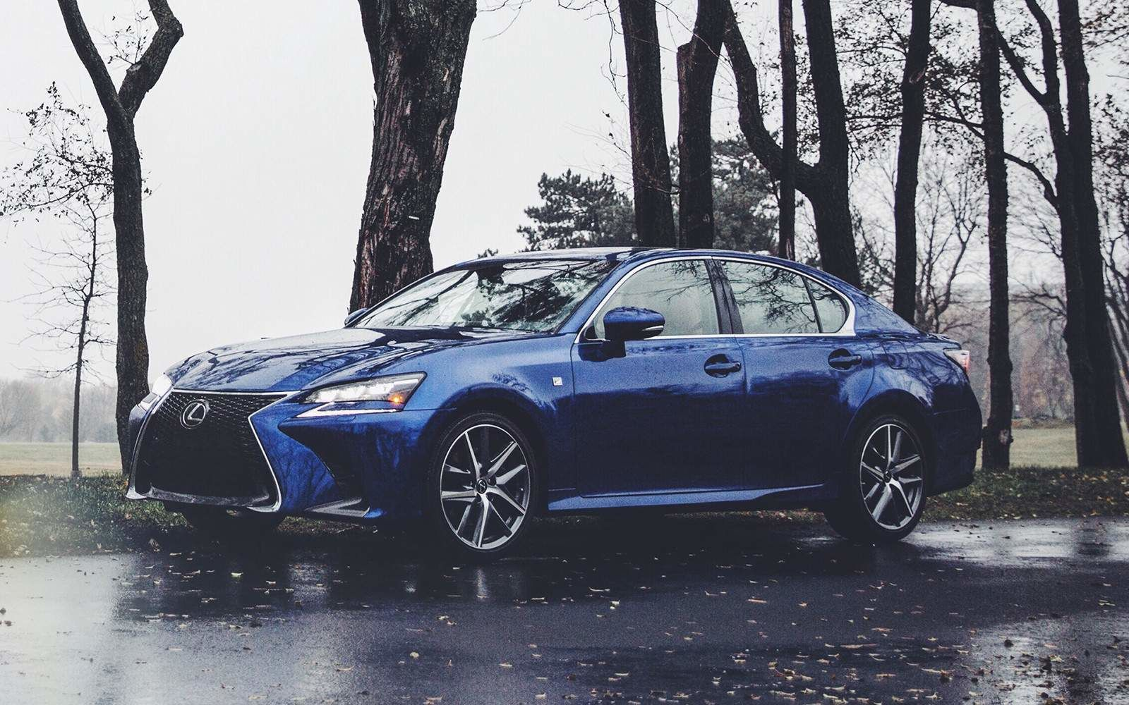 Lexus 2020 Gs 350 Awd F Sport Ultrasonic Blue Mica 2 0 L