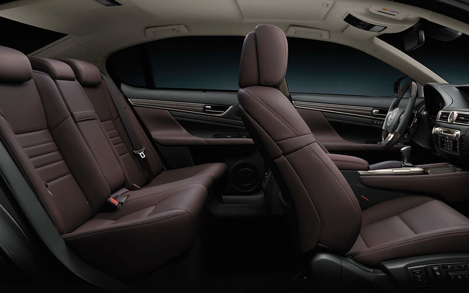 Lexus 2020 Gs 350 Awd Interior Executive Package L