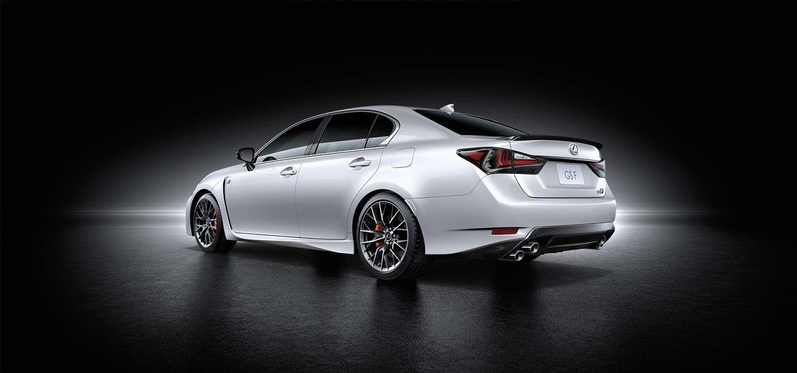 Lexus 2020 Gsf Ultra White L