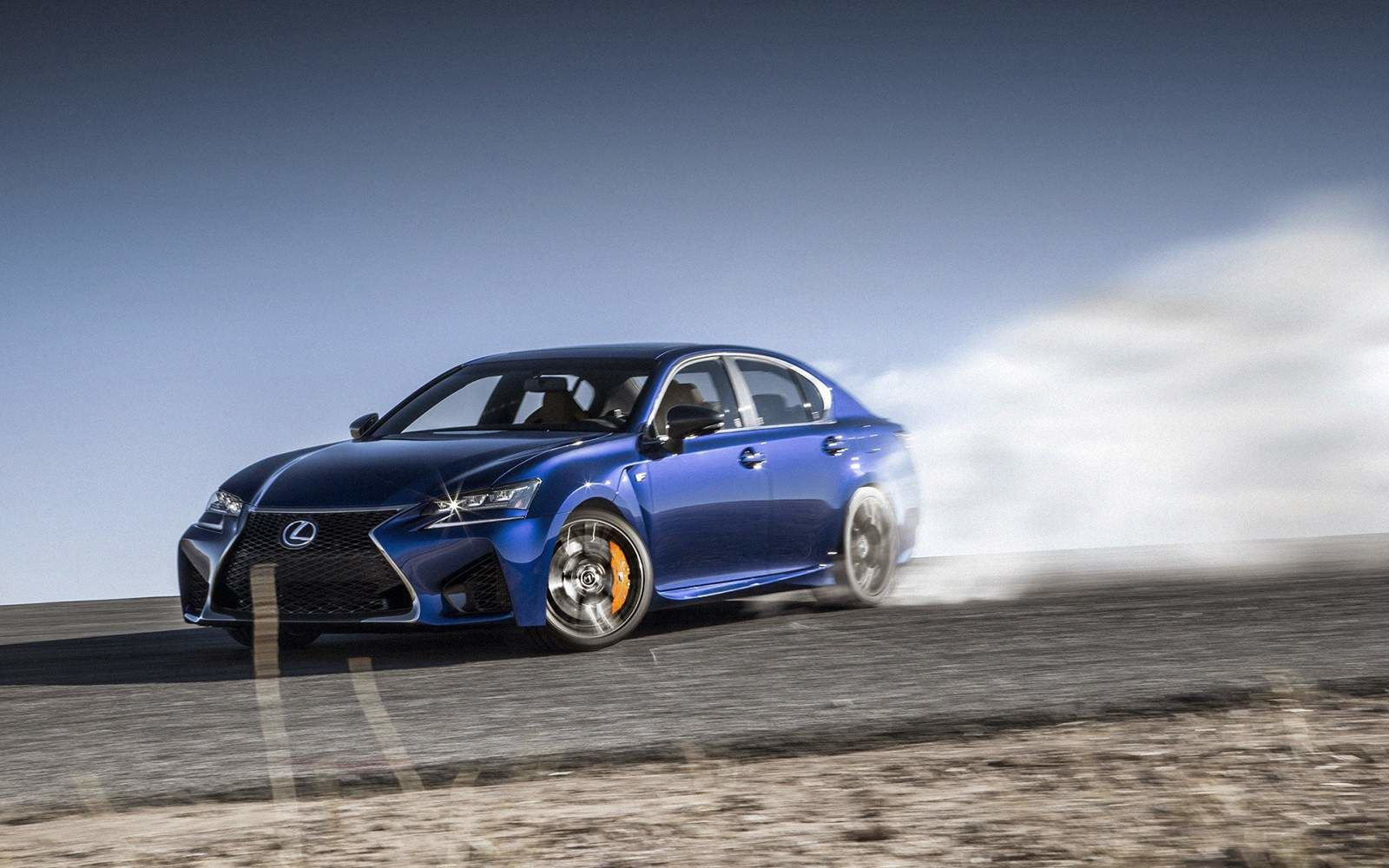 Lexus 2020 Gsf Ultrasonic Blue Mica 2.0 L