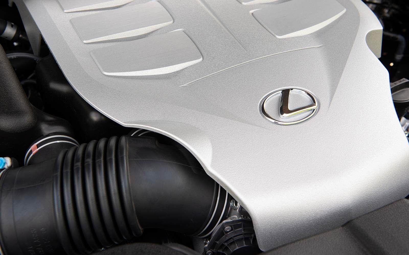 Lexus 2020 Gx 460 Engine L