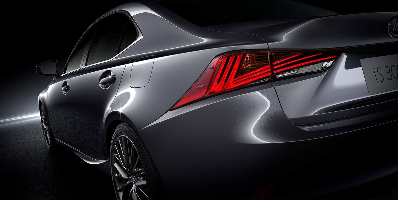 Lexus 2020 Is 300 Nebula Grey Pearl L