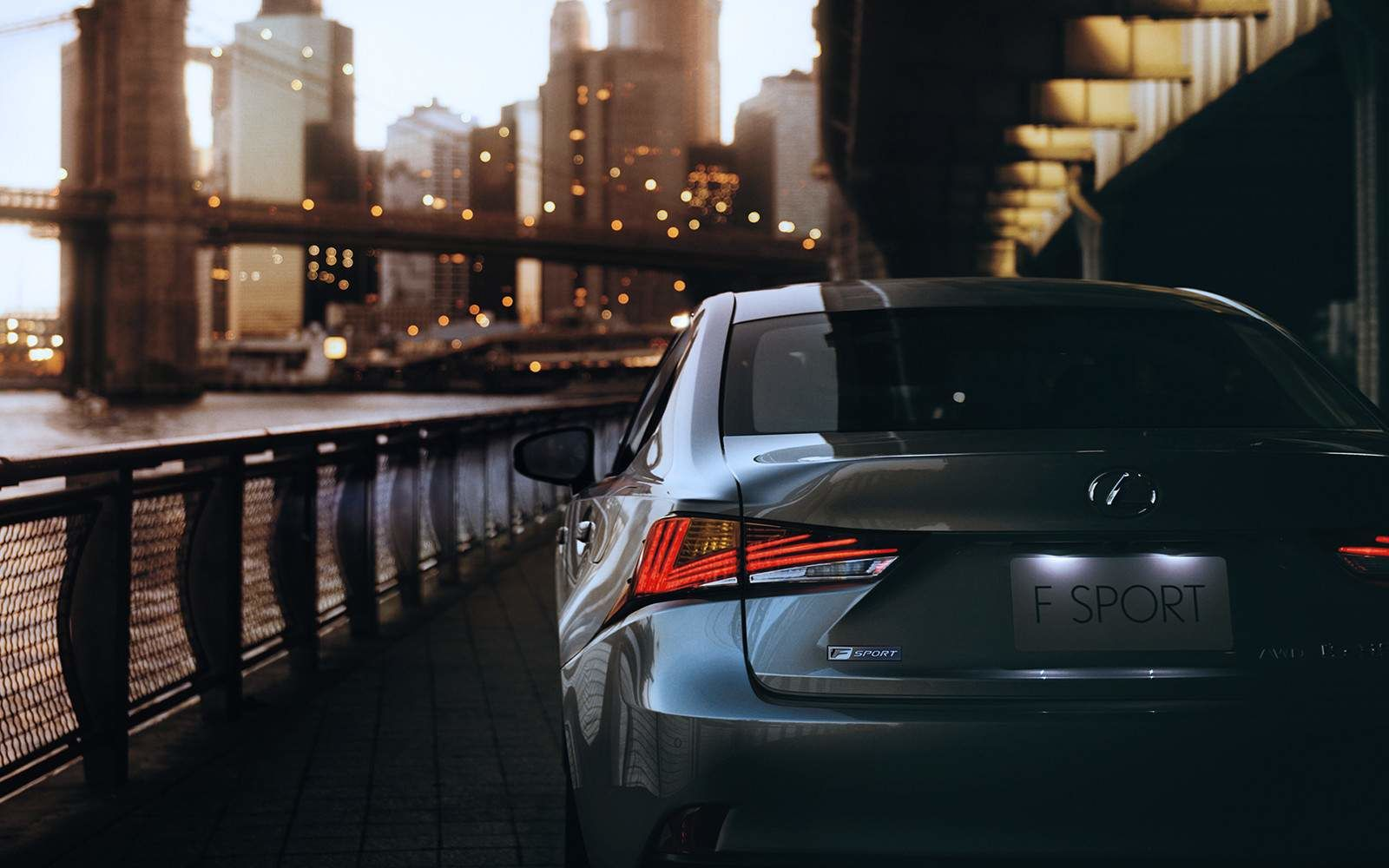Lexus 2020 Is 350 Awd F Sport Atomic Silver Dusk L