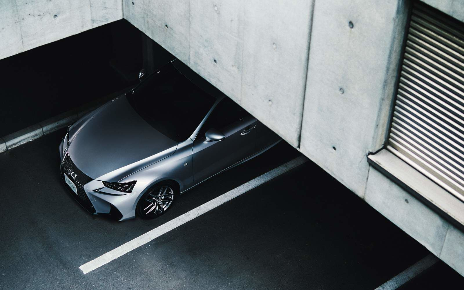 Lexus 2020 Is 350 Awd F Sport Atomic Silver Top L