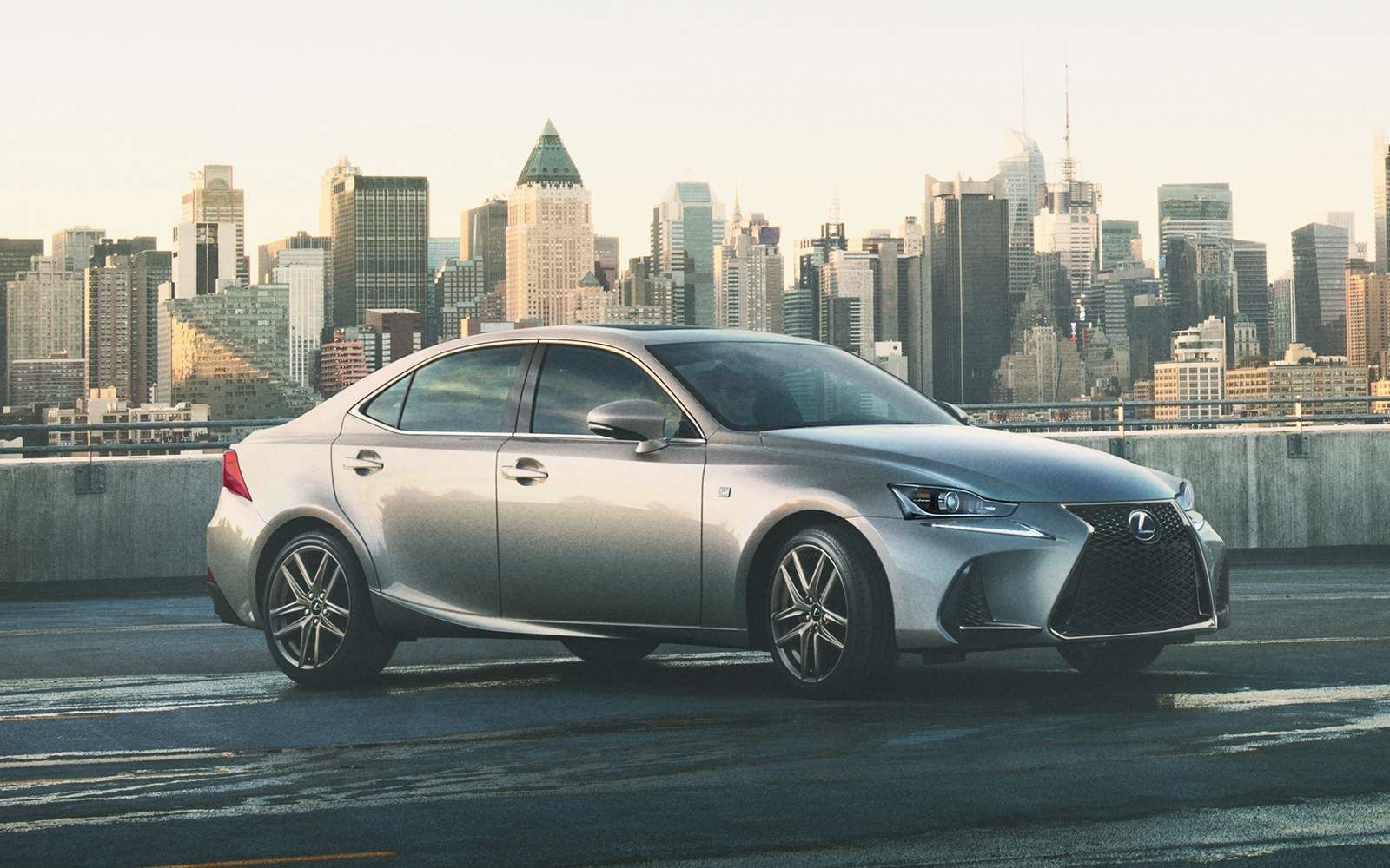 Lexus 2020 Is 350 F Sport Atomic Silver L