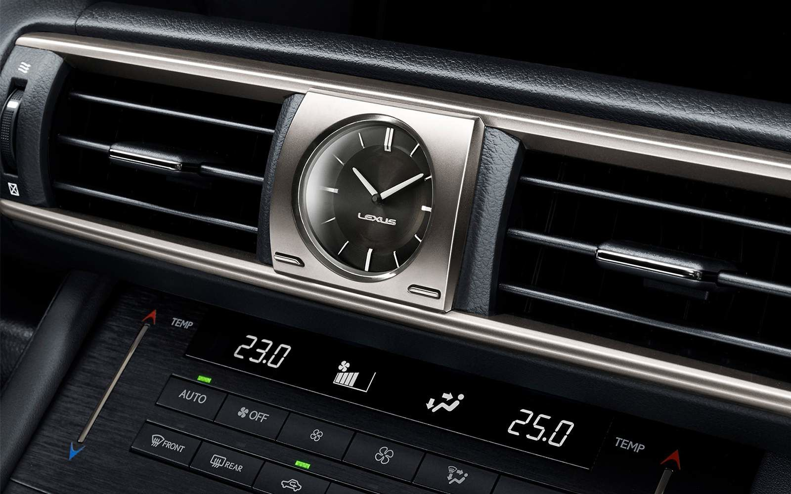 Lexus 2020 Is Analog Clock L