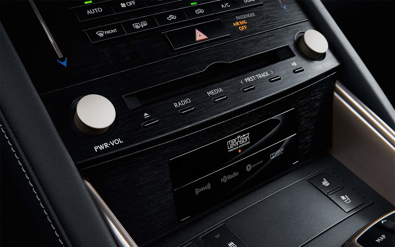 Lexus 2020 Is Mark Levinson Audio System Interior L
