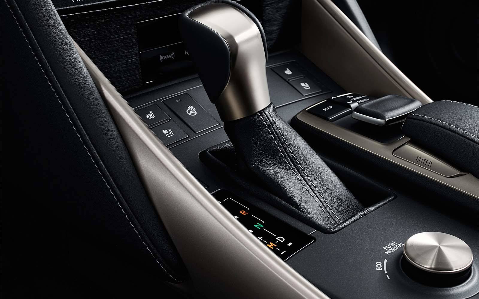 Lexus 2020 Is Shift Lever L