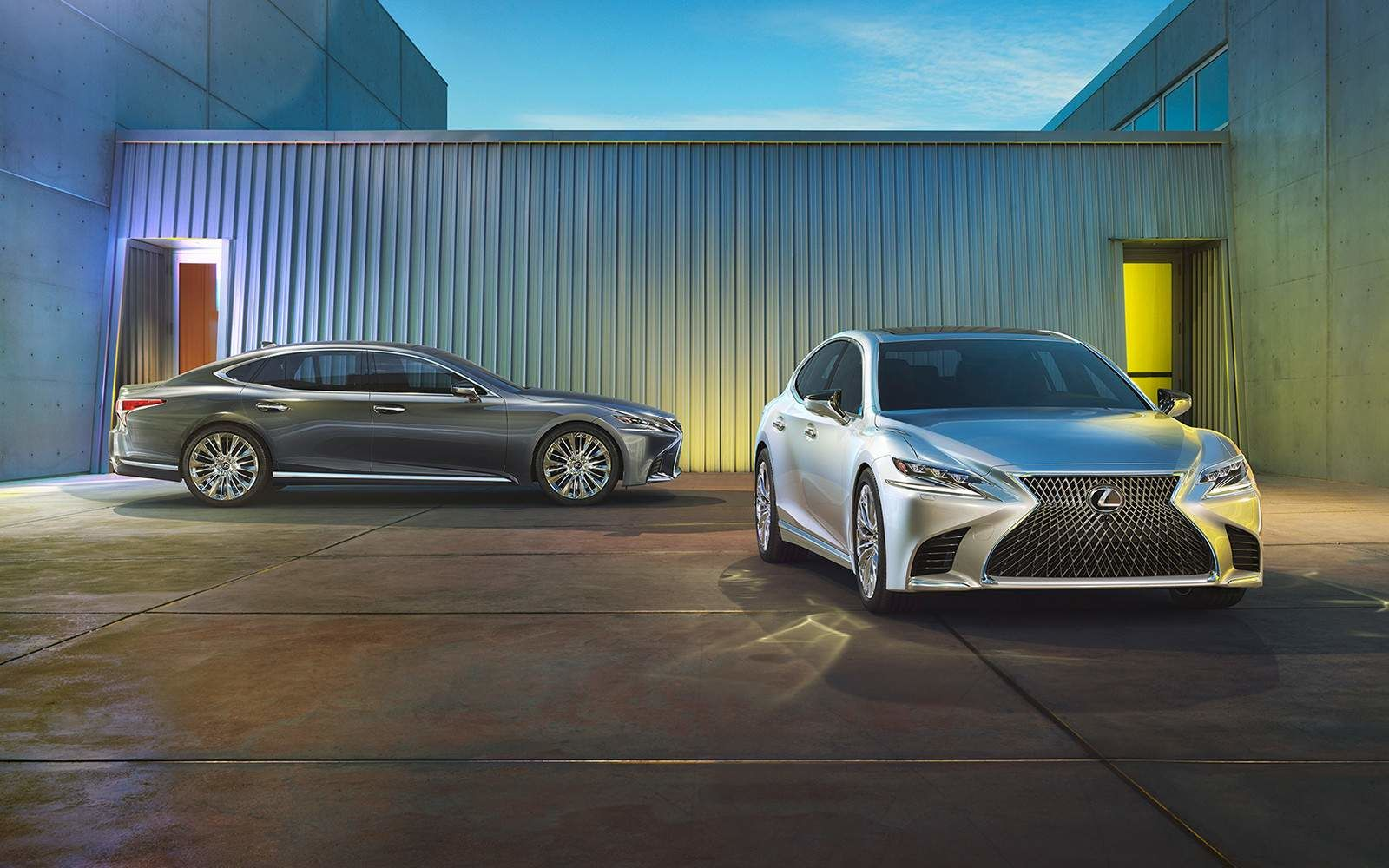 Lexus 2020 Ls 500 Luxury Package L