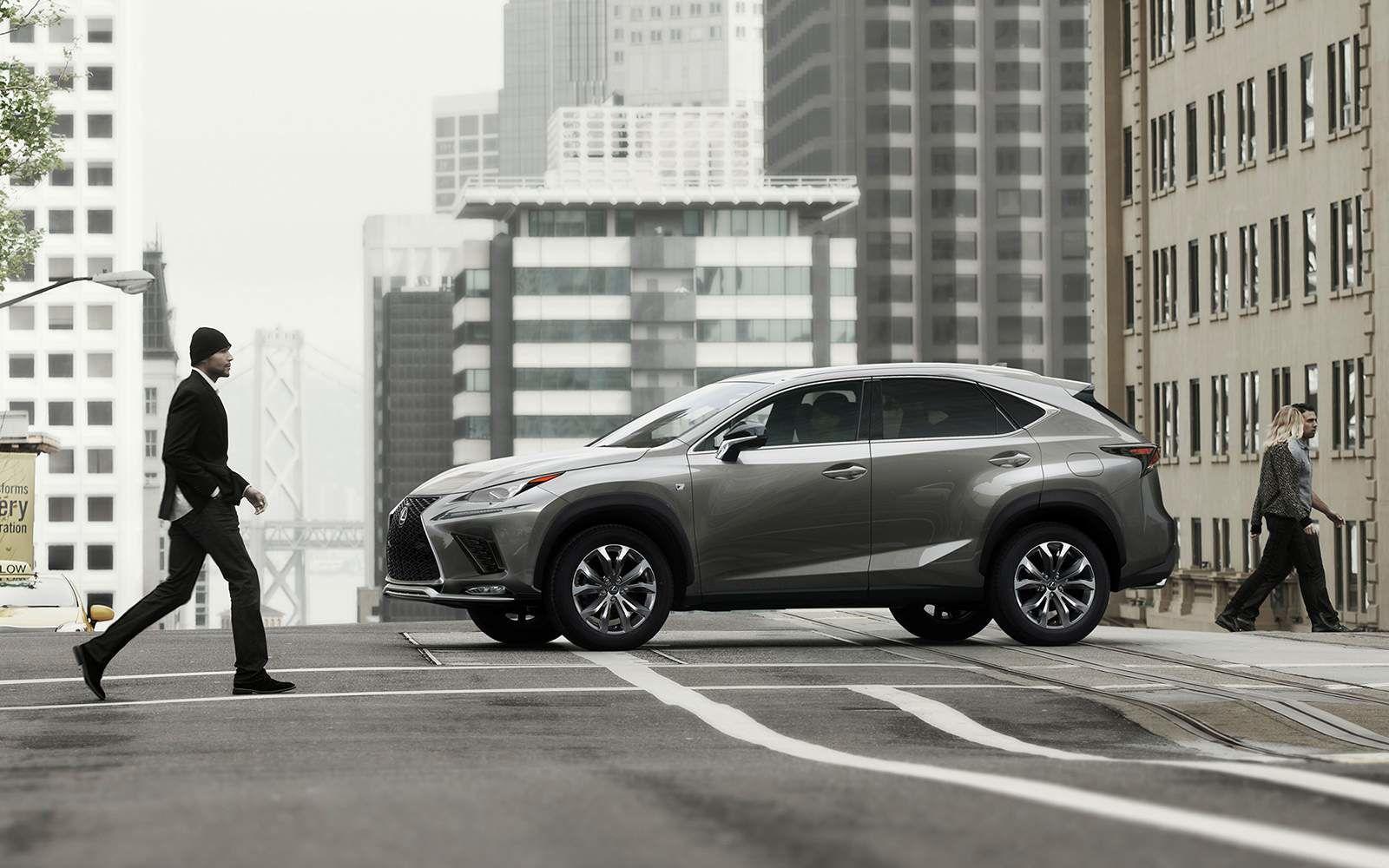 Lexus 2020 Nx 300 Atomic Silver L