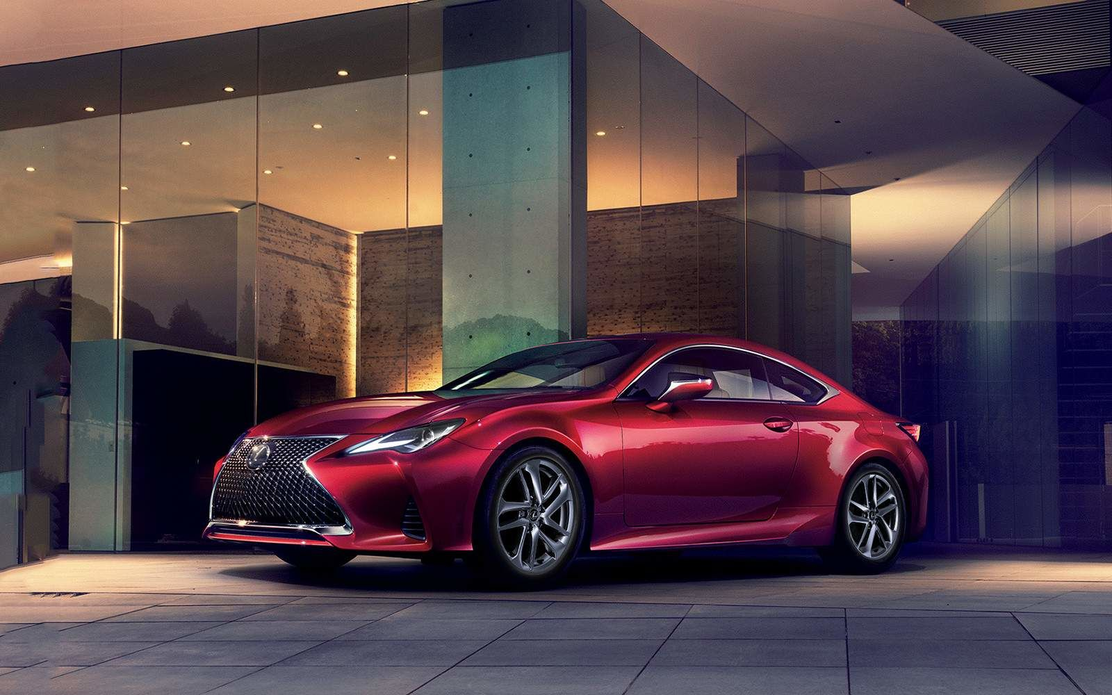 Lexus 2020 Rc 300 Infrared L