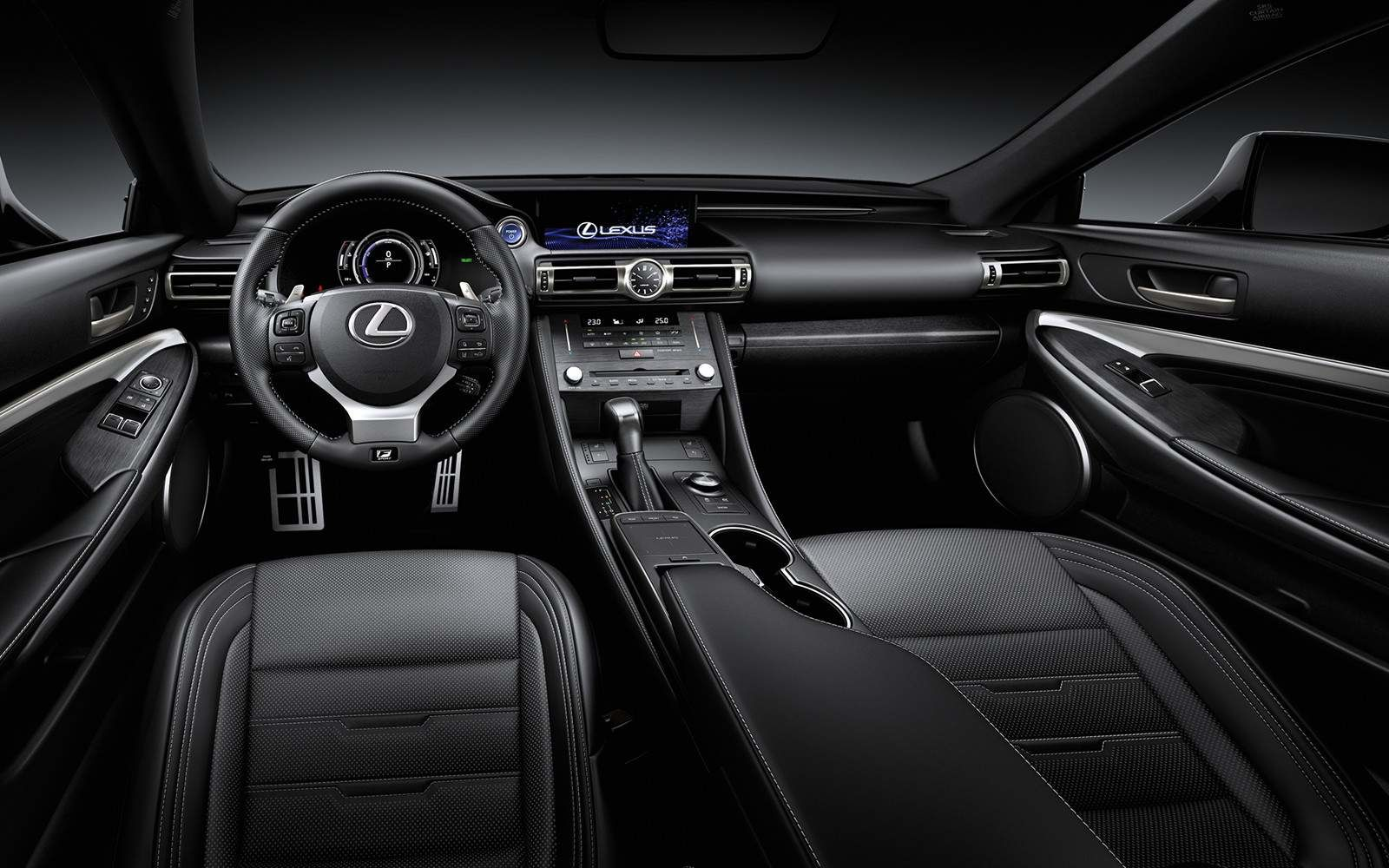 Lexus 2020 Rc 350 Fsport Driver View L