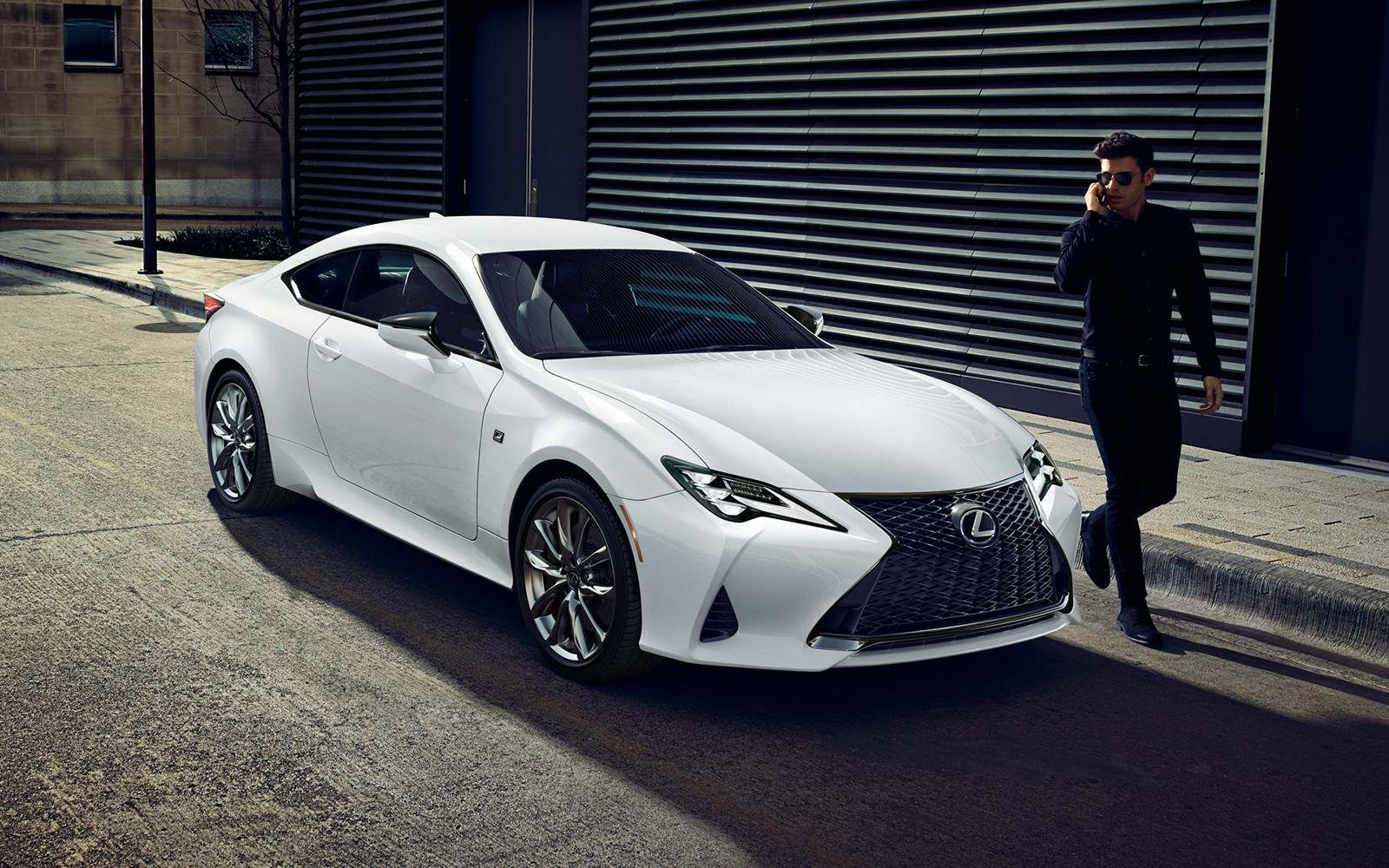 Lexus 2020 Rc 350 Ultra White L