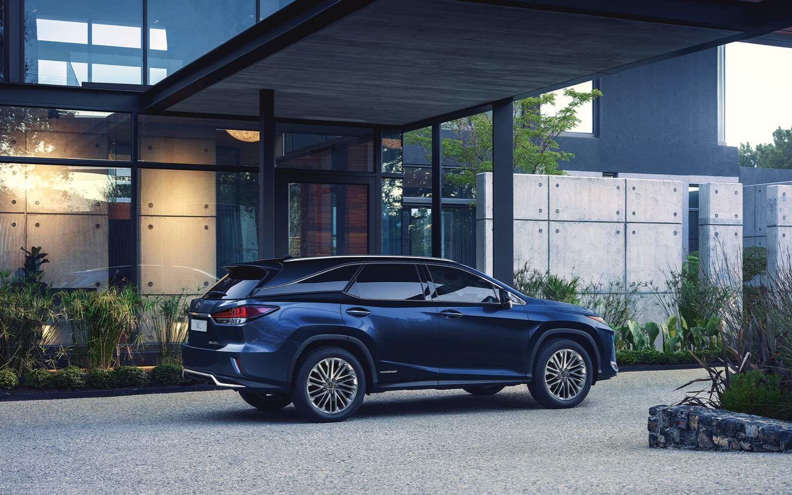 Lexus 2020 Rx450hl Nightfall Mica L