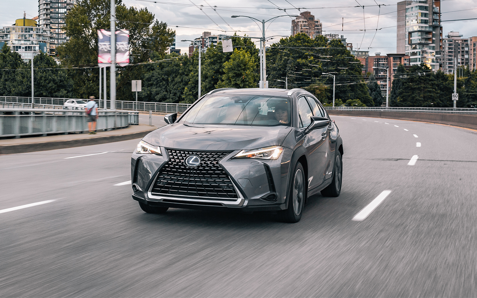 Lexus 2020 Ux 250h Awd Luxury Package Exterior Front L
