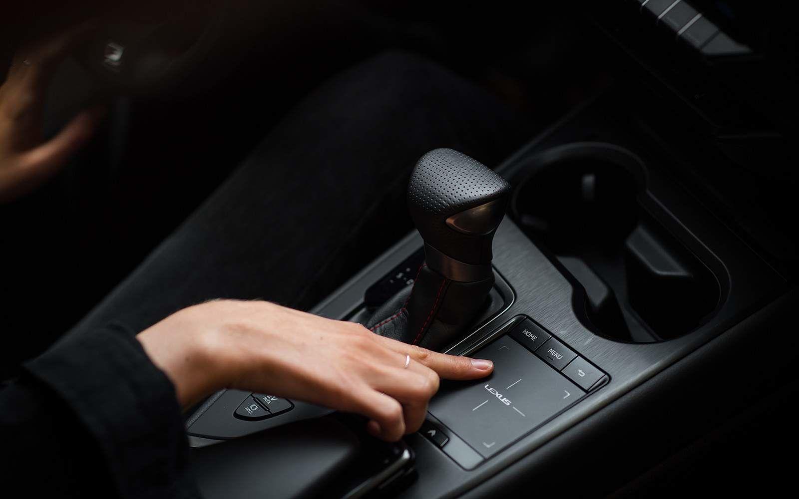 Lexus 2020 Ux Fsport Interior Remote Touch L