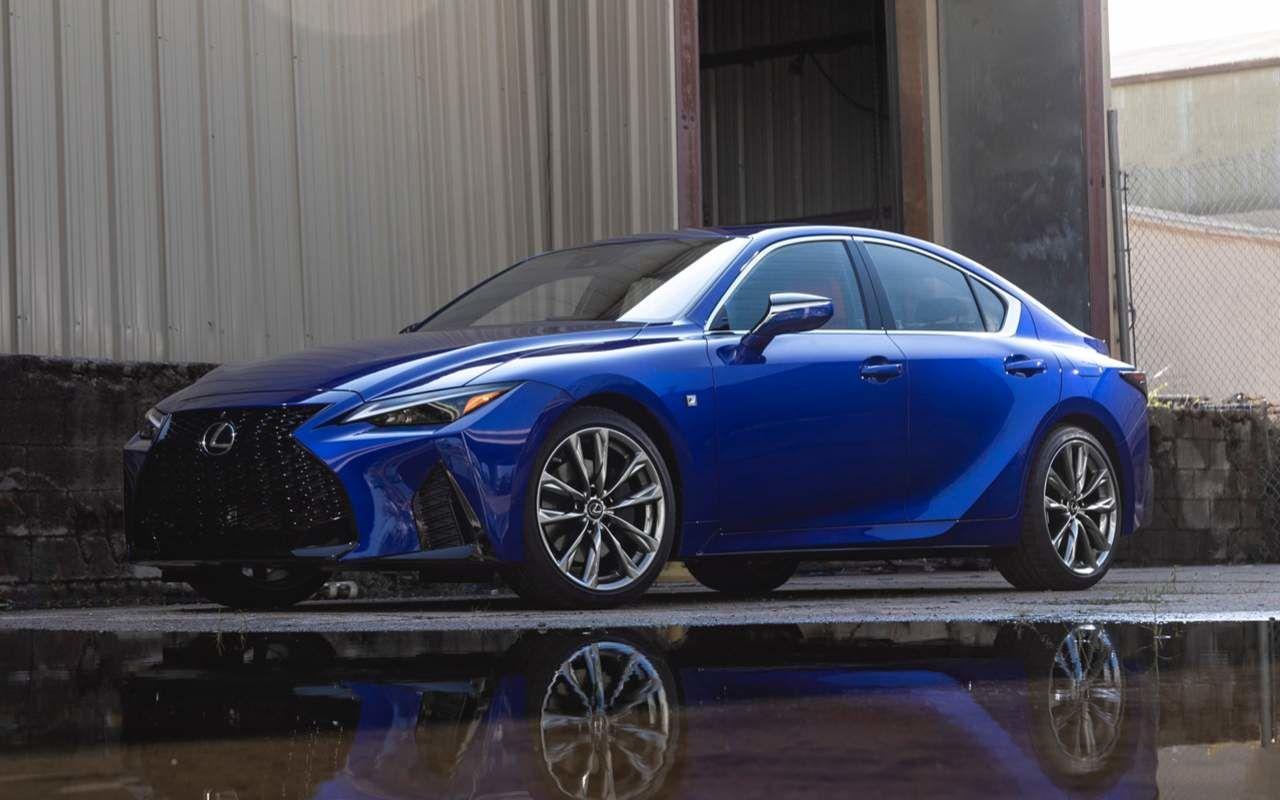 2lexus 2021 Is 350 Fsport Ultrasonic Blue Mi